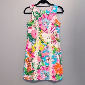 NWOT Lilly Pulitzer Nosey Posey preppy dress 4